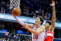 Turkey's Cedi Osman named in NBA Rising Stars lineup