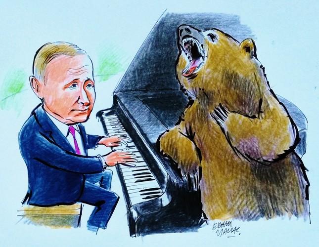 What Putin needs to do