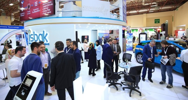 This file shows the last Intertraffic Expo in 2017. (DHA Photo)
