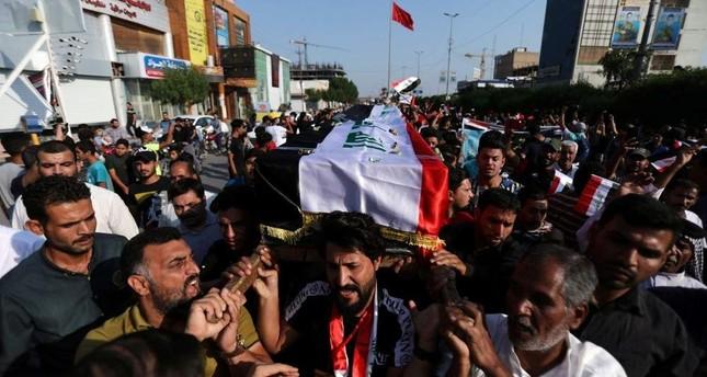 Three protesters killed in attack on Iran's Consulate in Karbala, Iraq