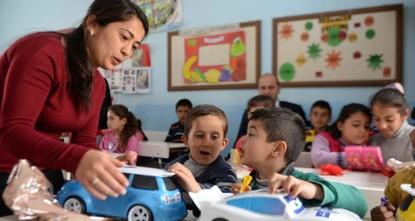 650,000 refugee children enrolled in Turkish schools