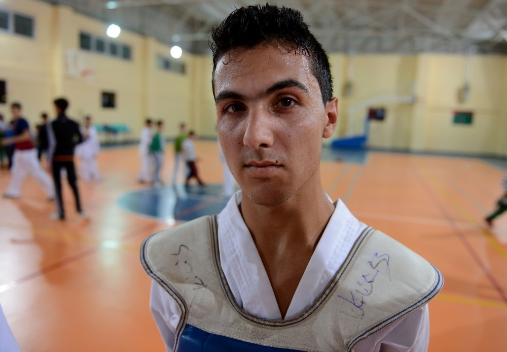 Bilal Neccar says their biggest dream is to participate in international competitions on behalf of Turkey.