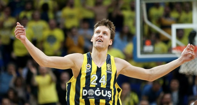 Vesely Chosen Euroleague Round 22 Mvp Daily Sabah
