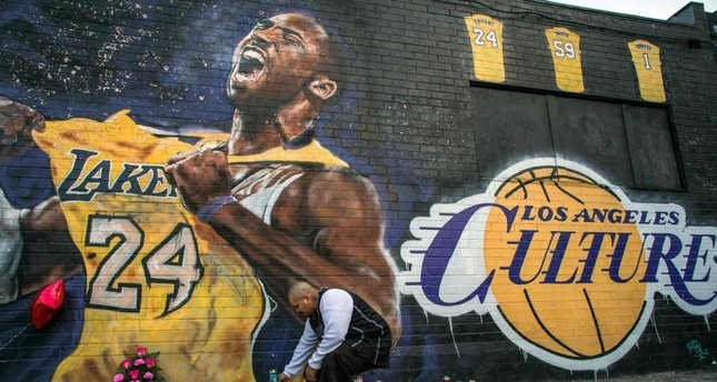 Kobe's death leaves NBA players, others in shock