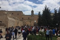 Christian worshippers mark Easter across Turkey