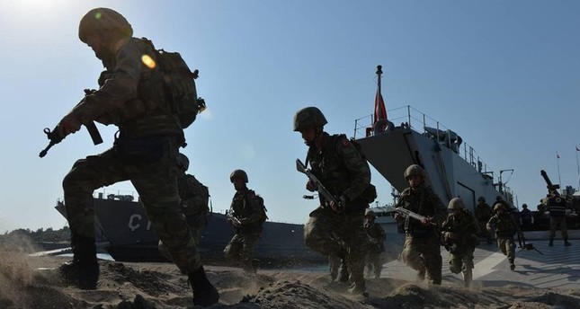 الأركان التركية تعلن تحييد 7 إرهابيين جنوب شرقي البلاد
