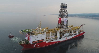 Turkey's Yavuz to begin drilling off eastern Cyprus