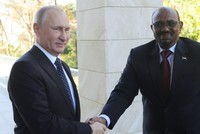 Sudan finalizes joint military program with Russia