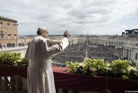 Pope Francis says 'defenseless' being killed in Holy Land after Gaza bloodshed