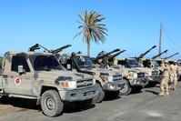 قوات تابعة لجيش حكومة الوفاق الليبي (من الأرشيف)