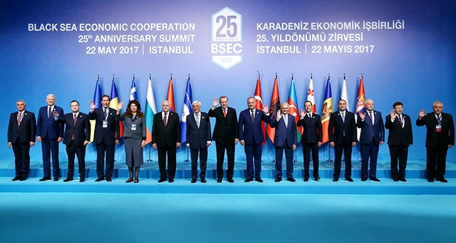 BSEC's 25th Anniversary Summit begins in Istanbul