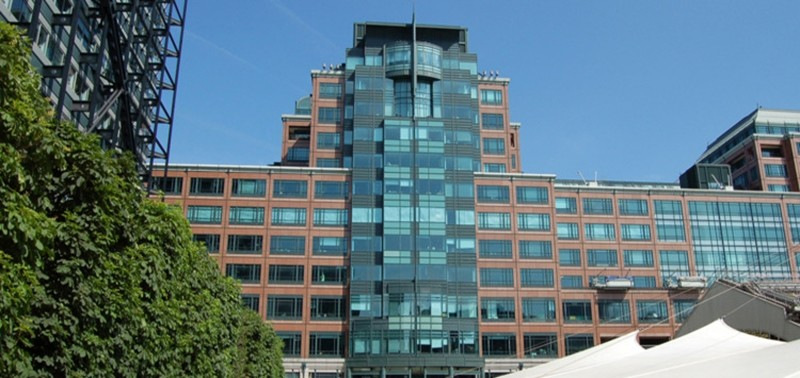 European Bank for Reconstruction and Development (EBRD) headquarters in London, U.K. (Photo from EBRD)