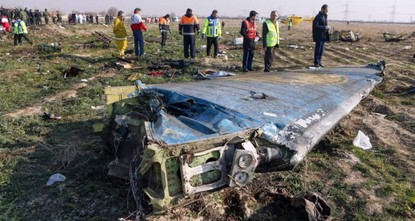 Iran to send black boxes of downed jet to Ukraine