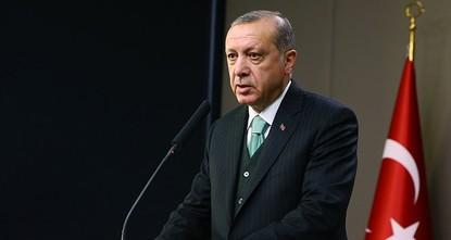 قال الرئيس التركي رجب طيب أردوغان: