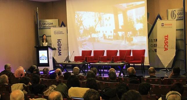 انطلاق فعاليات مؤتمر بناء السلام والأمن في الشرق الأوسط بإسطنبول