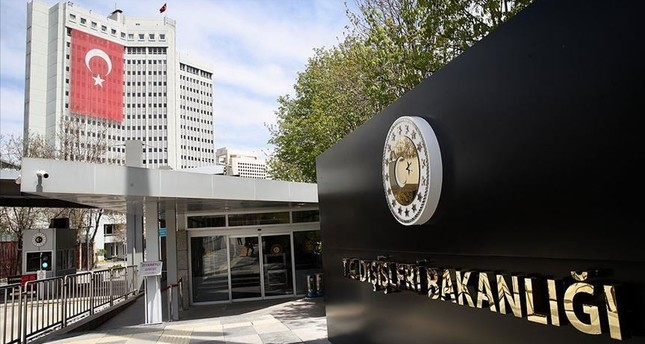 Turkey condemns Greek politicians' imaginary claims on May 19 commemoration