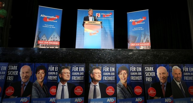 Voters in EU cast ballots as populists eye historic breakthrough