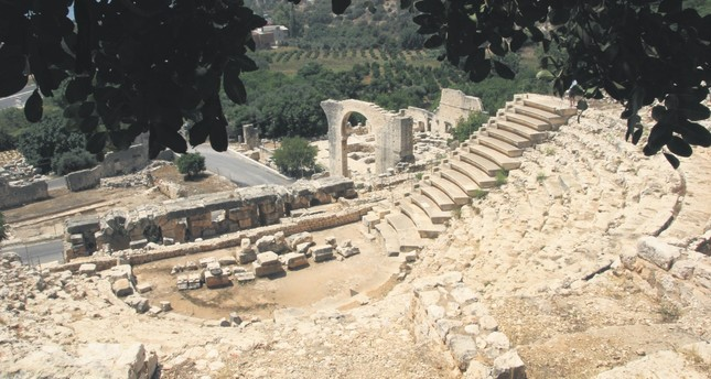 Ancient Roman city in Turkey to host theater fest