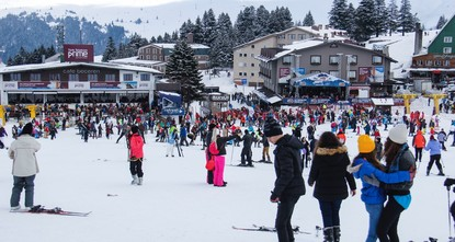 pWith the cold season officially starting on Dec. 1, hotels in Turkey's winter tourism destinations have already reached an 80 percent occupancy rate before February – when the season...