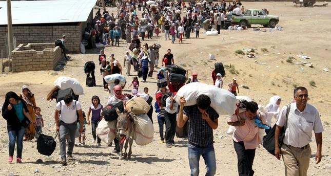 الداخلية التركية: استراتيجيتنا هي استقبال أي موجة نزوح من إدلب خارج الحدود