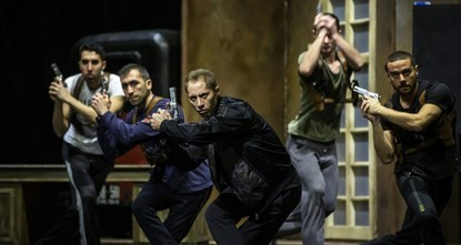 1930s America on opera stage with 'Gangster' musical in Ankara