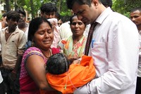 Alleged oxygen shortages kill 60 children at India hospital