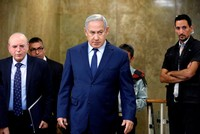 Netanyahu threatens Hamas with 'very powerful blows'