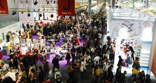 انطلاق معرض فرانكفورت الدولي الـ71 للكتاب بمشاركة تركية