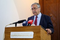 No change in Greek Cyprus' position, Turkish leader says after first meeting in 9 months