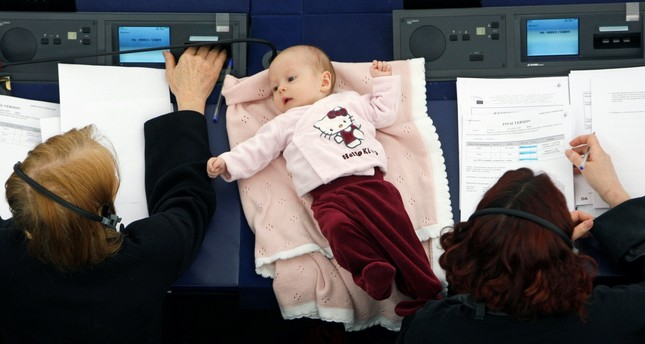 How world parliaments cater to lawmaker moms