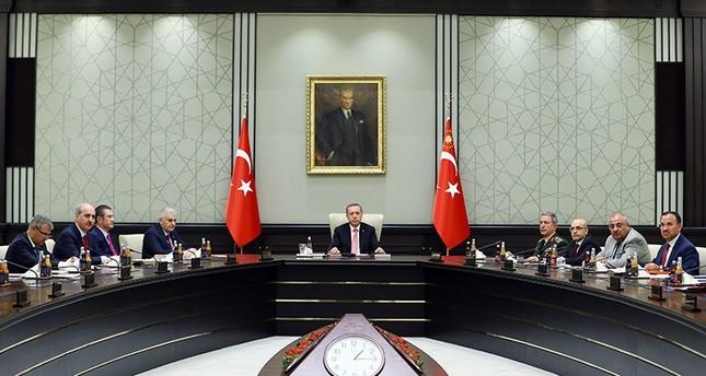 أردوغان يترأس اجتماع مجلس الأمن القومي اليوم
