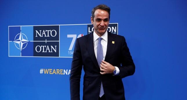 اليونان تقرر طرد السفير الليبي على خلفية الاتفاق بين تركيا وحكومة الوفاق