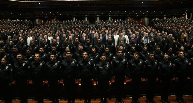 The Police Academy trained more than 3,700 foreign officers from 18 countries since 2011.