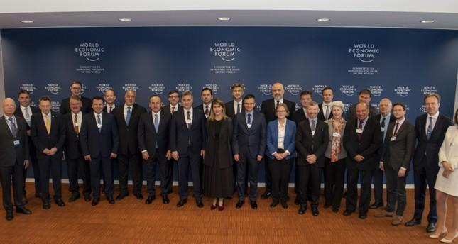تشاوش أوغلو يشارك بقمة الحوار الاستراتيجي لقادة غرب البلقان بجنيف