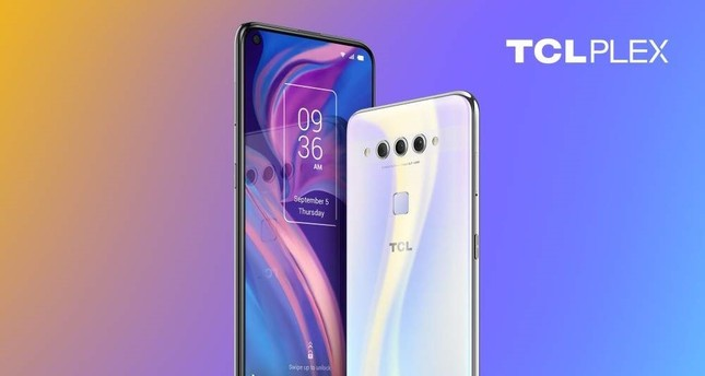 After Huawei, Xiaomi and Oppo, another Chinese brand, TCL, has entered the Turkish smartphone market with its first self-branded smartphone - the TCL Plex.