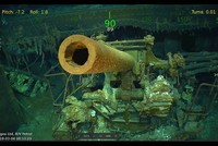 Sunken WWII US aircraft carrier found off Australian coast