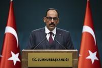 Die Türkei behalte sich das Recht vor, gegen Terrorbedrohungen zu intervenieren, gab Präsidentensprecher İbrahim Kalın am Sonntag bekannt und reagierte damit auf die Ankündigung der US-geführte...