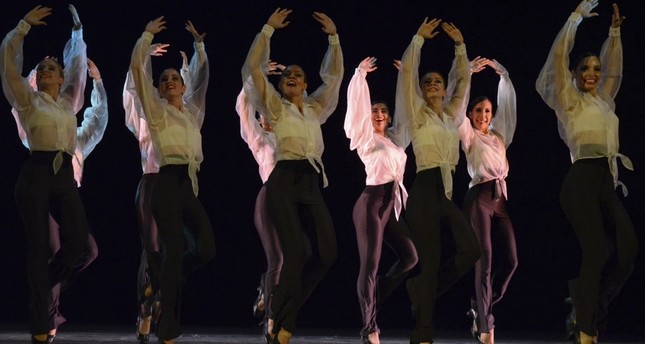 Lizt Alfonso Dance Cuba combines flamenco, ballet and modern dance with Spanish and Afro-Cuban rhythms.