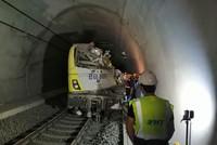 Bahndienstfahrzeug entgleist in Bilecik: 2 Tote