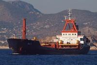 Greek coast guard opens fire on Turkish cargo ship in the Aegean
