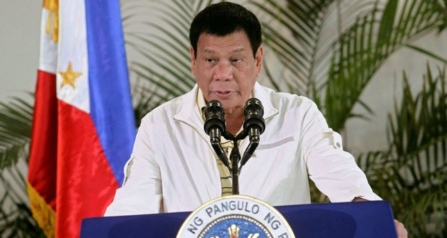الرئيس الفلبيني دوتيرتي