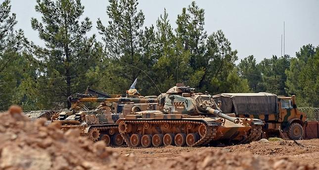 درع الفرات.. الجيش السوري الحر يستعيد قرى جديدة من داعش في محيط جرابلس