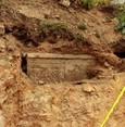 Sarkophag bei Straßenarbeiten in Istanbul entdeckt