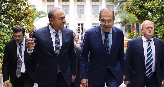 جاويش أوغلو: عودة الحوار مع روسيا مهمة لمستقبل سوريا