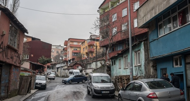 A street in Hasköy. (DHA Photo)