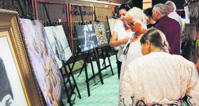 Painters from Turkic republics meet at exhibition