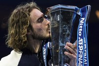 Curse or blessing? Tsitsipas wins ATP Finals
