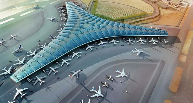 بقيمة 4.3 مليارات دولار.. ليماك التركية تهدف إلى إتمام توسعة مطار الكويت في 4 أعوام