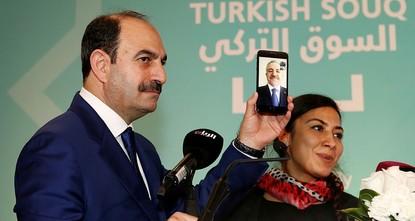 pDie Postbehörden Katars und der Türkei haben gemeinsam die E-Commerce-Plattform -www.turkishsouq.qa- ins Leben gerufen.http: www.turkishsouq.qa=/http:/p  pDie Plattform solle die Zusammenarbeit...