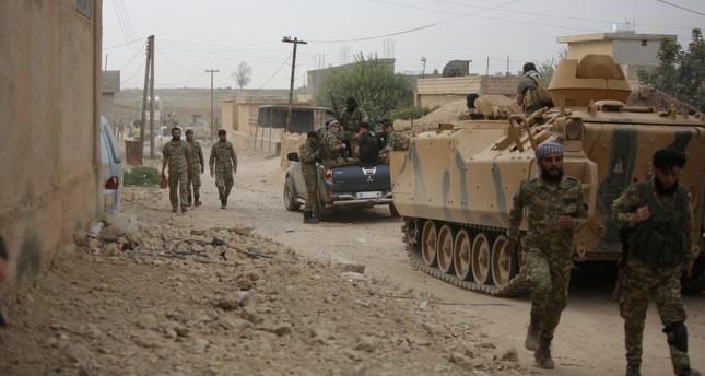 في اليوم التاسع للعملية.. قوات نبع السلام تواصل التقدم شمال سوريا